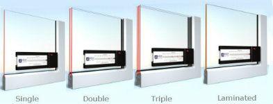 Merlin Laser Glass Measurement Gauge