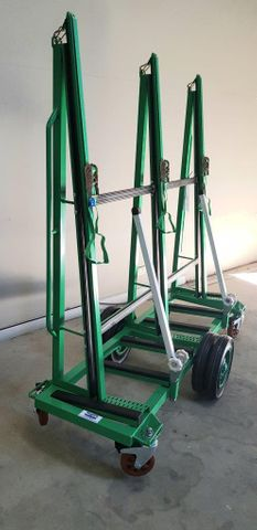 SS1800 SW S/S A Frame Trolley1200kg WLL