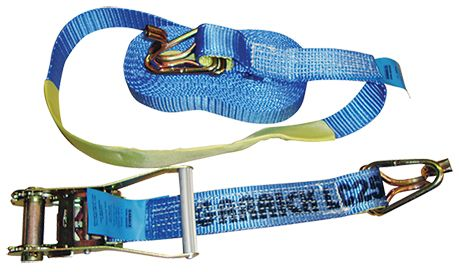 Cargo Strap 2500kg 50mm 9M H/Keeper
