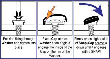 Snap Caps