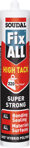 Soudal Fixall High Tack 290ml