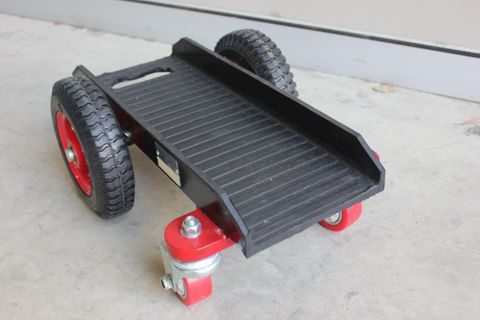 OSA ST300kg Broad 175mm Channel Dolly