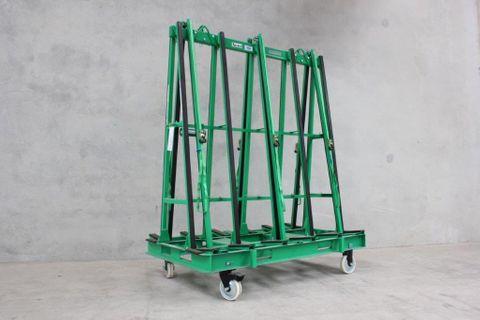 AFG2000H4 D/S A Frame Trolley 4500kg WLL