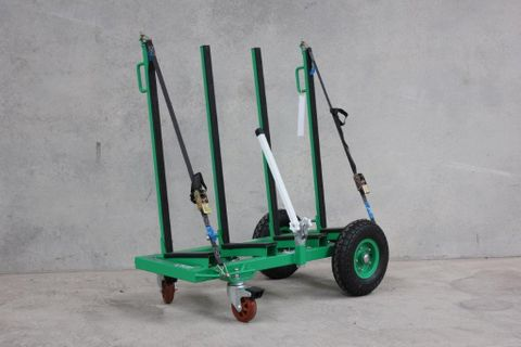 4 Post K/Down Slab Trolley P/U 525kg WLL