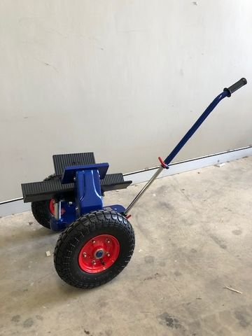 M3 Self Locking Trolley Pump/up 500kg