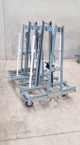 GSTR-1500 D/S A Frame Trolley Gal. 1.2H