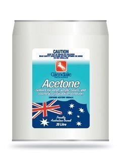 1 Litre Acetone (12)