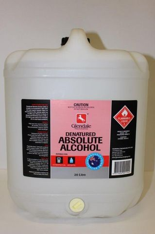 Denatured Absolute Alcohol