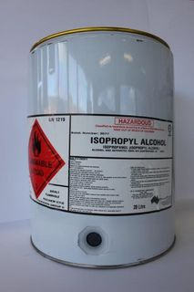 20L Isopropyl Alcohol