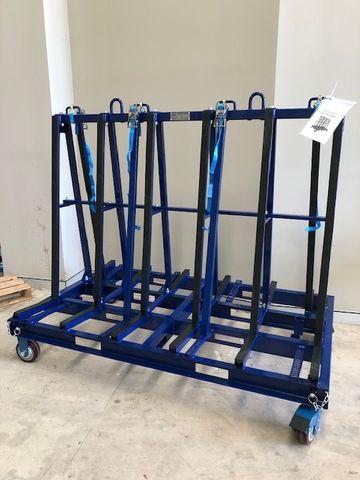 DB OSA 7247 A Frame Trolley 2500kg WLL