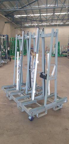 GSTR-1500 D/S A Frame Trolley Gal. 1.5H