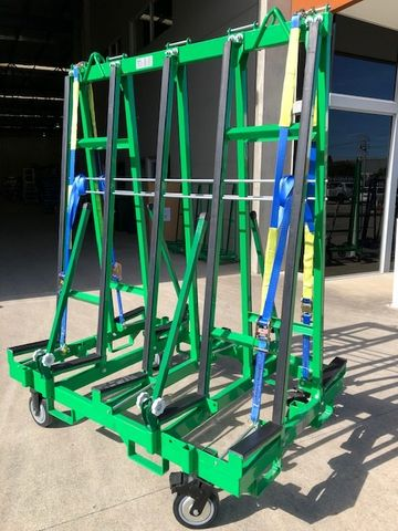 1660mm A Frame D/S Trolley 5 As 4000kg