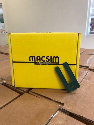 MACSIM Horse Shoe Packers 75mm