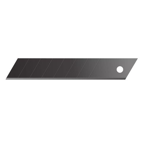 18mm Olfa Black Snap Blades 10pkt