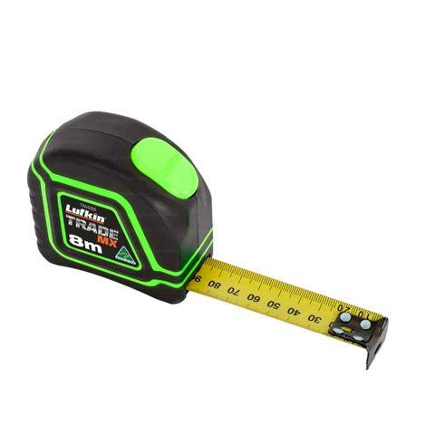 8M Lufkin MX Tape Measure 25mm BLADE