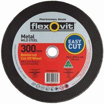CUTOFF DISC HD 300mmX3.4X25.4 FLEXOVIT