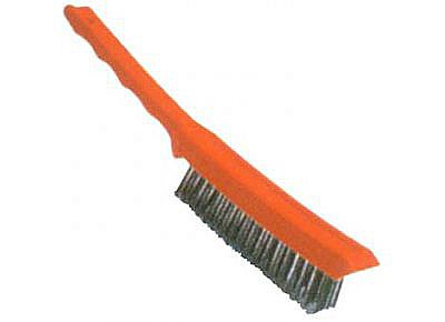 HAND WIRE SCRATCH BRUSH 4 ROW(SEE PT JOS402)