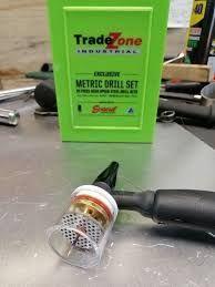 TRADEZONE METRIC DRILL SET 1-13mm 25PC.