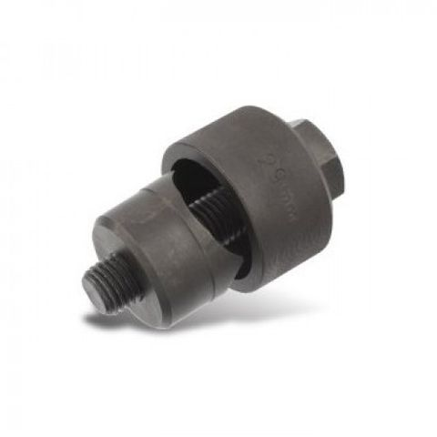 CHASSIS PUNCH 32mm''BORDO''