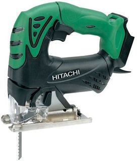 HITACHI JIGSAW 18V BARE (SLIDE BATT TYPE)