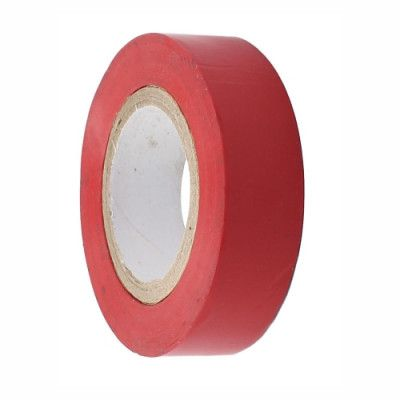 INSULATING TAPE 19MM X 20 METRE RED