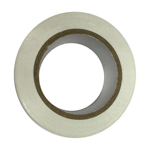 INSULATING TAPE 19MM X 20MTR WHITE