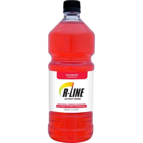 DRINK CONC.1Ltr RASPBERRY ''R-LINE''