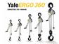 YALE ERGO 360 LEVER BLOCK 6.0T X 1.5M