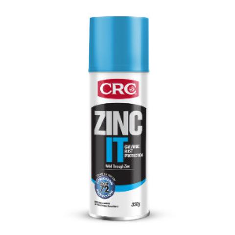 CRC ZINC IT 350G SPRAY - HSR002515