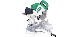 HITACHI SLIDE COMPOUND MITRE SAW 262mm