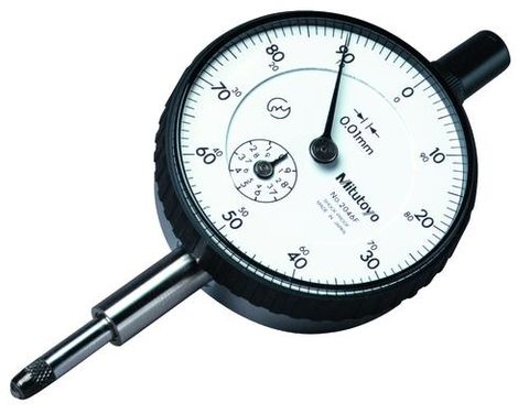 MITUTOYO DIAL INDICATOR 5mmX0.01mm