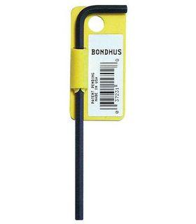 "BONDHUS HEX KEY LONG 3/16"""