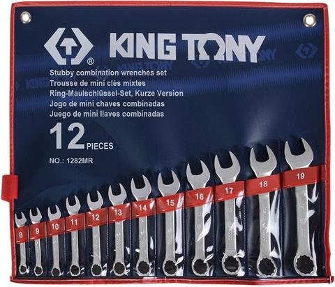 KING TONY STUBBY R&OE SET 8-19mm