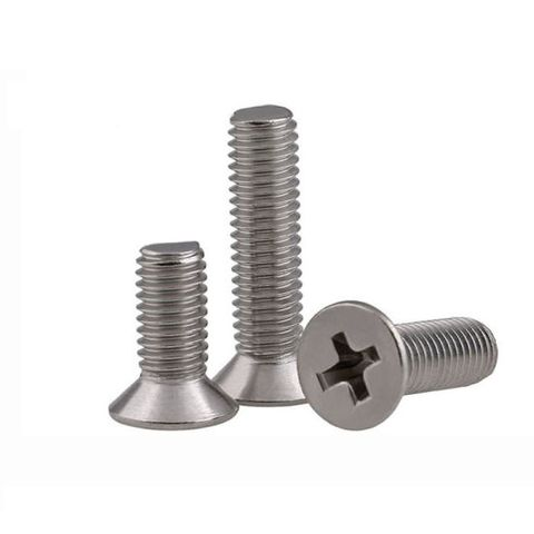 CSK MT SCREW M6X60 STAINLESS