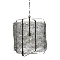 MARLO BLK/BRN WIRE PENDANT *VIC ONLY