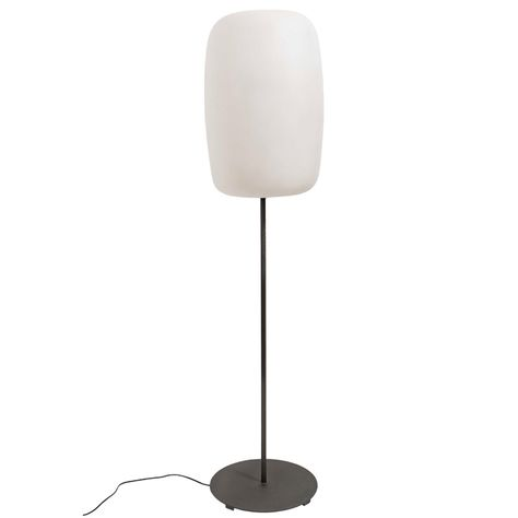 LYLE LARGE FIBERGLASS FLOOR LAMP