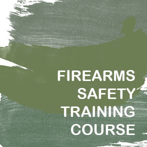 BOOK YOUR FIREARM SAFETY TRAINING COURSE