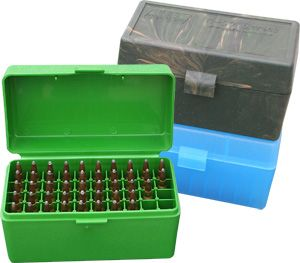 RIFLE AMMO CASES