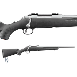 RUGER AMERICAN COMPACT STAINLESS