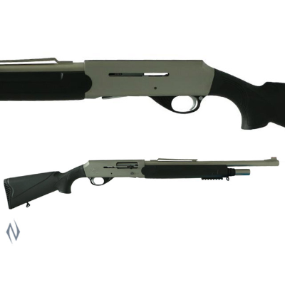 ADLER B220 12G 20IN ALL WEATHER STRAIGHT PULL SHOTGUN 5 SHOT