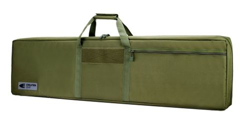 EVOLUTION GEAR 50IN DOUBLE RIFLE BAG 1270X330X84 OLIVE DRAB