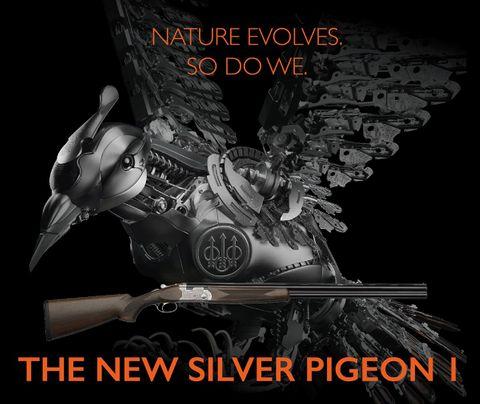 BERETTA **NEW** SILVER PIGEON SPORTING 12GA 30IN OCHP