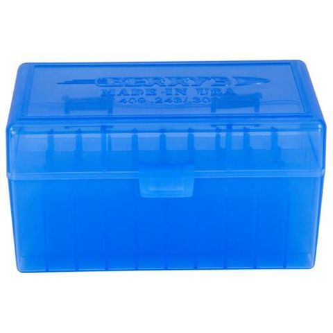BERRYS 308 AMMO BOX 50RNDS