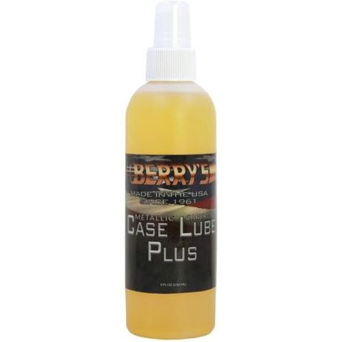 BERRYS CASE LUBE PLUS 8OZ