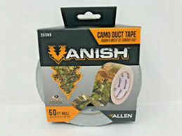 ALLEN CAMO DUCT TAPE MOSSY OAK 60FT VANISH