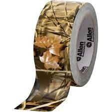 ALLEN DUCT TAPE REAL TREE MAX4 CAMO 6MX2