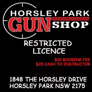 R LICENCE 13TH AUGUST 6.00PM R LICENCE HORSLEY PARK