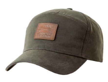 HUNTERS ELEMENT MAHUNGA CAP FOREST GREEN