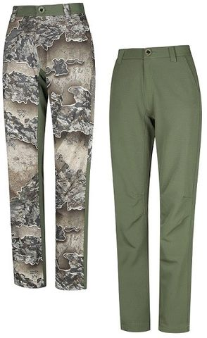 RIDGELINE WOMENS STEALTH PANTS FIELD OLIVE