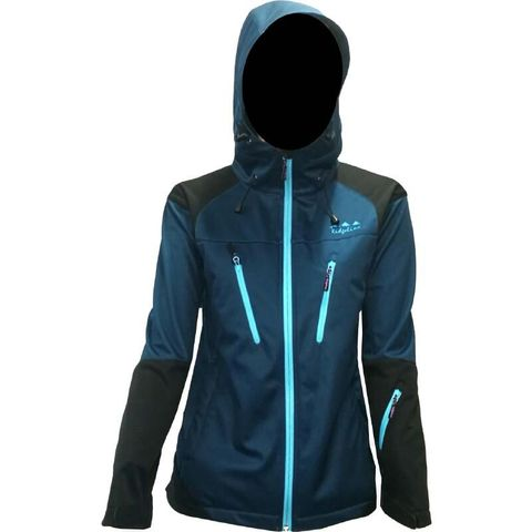 RIDGELINE LADIES KAKAPO JACKET NAVY/BLACK